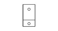 Typ A - Standard-Wandkonsole